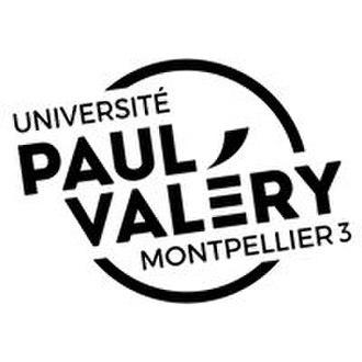 Paul Valéry University, Montpellier III - UPVM's logo
