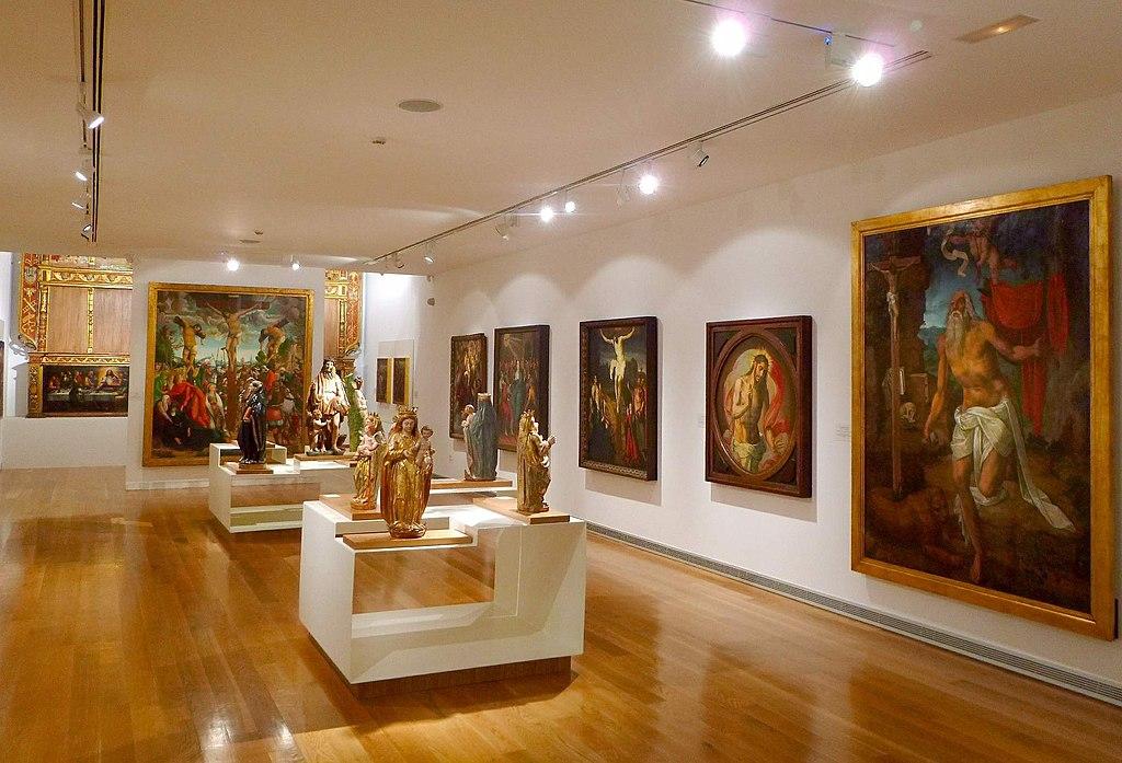 Logroño - Museo de La Rioja (Palacio de Espartero), colecciones 1
