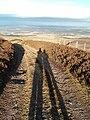 Long shadows on Lammer Law - geograph.org.uk - 90304.jpg