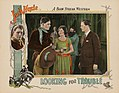 Looking for Trouble lobby card 2.jpg