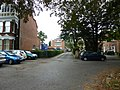 Looking from The Avenue towards the Spiritualist Church in Cavendish Grove - geograph.org.uk - 2089373.jpg