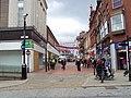 Looking towards Hope Street, Wrexham - DSC05651.JPG