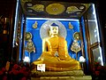 Lord Buddha Maha Bodhi Temple Bodh Gaya India - panoramio (1).jpg