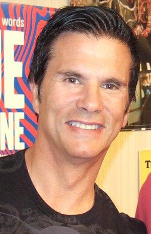 Lorenzo Lamas - Lamas-Craig in April 2013