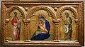 Lorenzo veneziano, madonna dell'umiltà tra i ss. marco e giovanni battista, 1366-70 ca.jpg