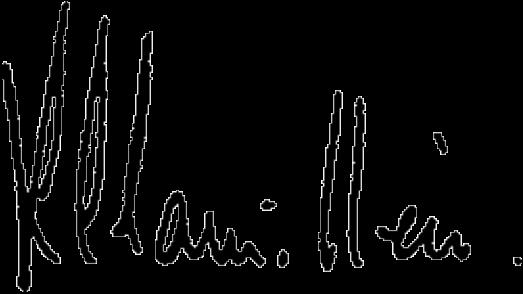 Louis C. Camilleri signature