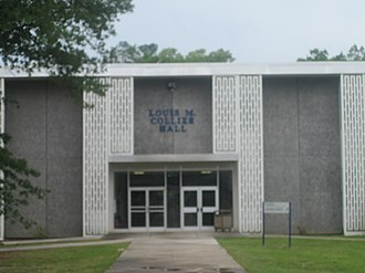 Southern University at Shreveport - Louis M. Collier Hall