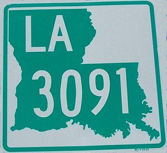 Pointe Coupee Parish, Louisiana - Image: Louisiana 3091