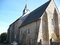 Louvaines - Prieuré de la Jaillette - Vue extérieure.jpg
