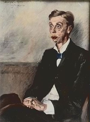 Eduard von Keyserling cover