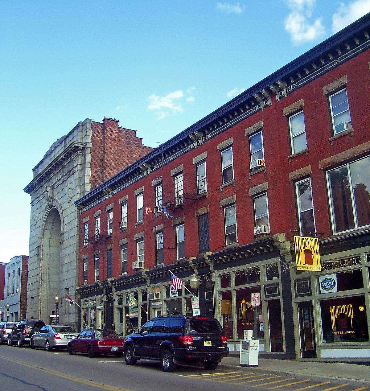 Lower Main Street Historic District