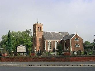 Lowton - St Lukes' parish church