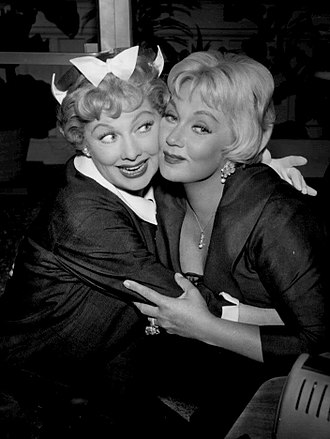 The Ann Sothern Show - Guest star Lucille Ball with Ann Sothern (1959)