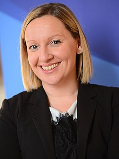Lucinda Creighton Irish former politician
