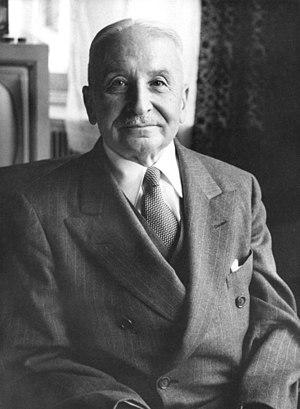 Von Mises, Ludwig (1881-1973)