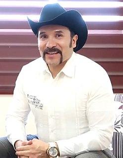 Luis Manuel Ávila Mexican actor, comedian and singer