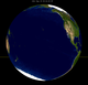 Lunar eclipse from moon-2061Sep29.png