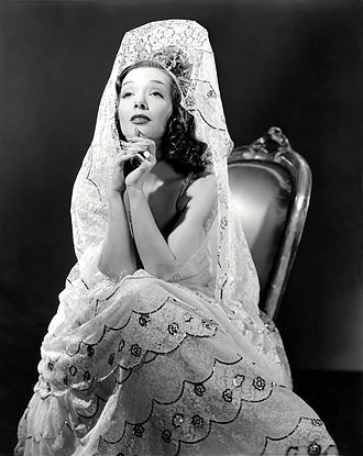 Cinema of Mexico - Lupe Vélez Mexican silent film actress