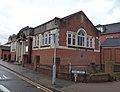 Lye Library - Chapel Street and High Street, Lye (24964035108).jpg