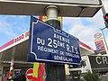 Lyon 9e - Avenue du 25e RTS - Plaque (fév 2019).jpg
