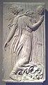 Ménade relieve romano (Museo del Prado) 01.jpg