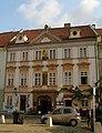 Měšťanský dům Na rybárně (Staré Město), Praha 1, Betlémské nám. 10, Staré Město.JPG