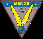 MAG-39 insignia