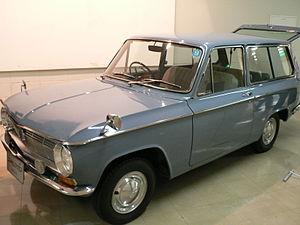 Mazda Familia - Familia 800 Van