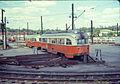MBTA PCCs at Riverside Yard in 1967.jpg