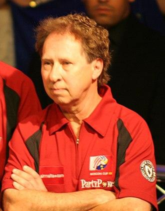 Nick Varner - Nick Varner at 2008 Mosconi Cup