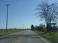 MD 194 northbound approaching Reifsnider Road.jpg