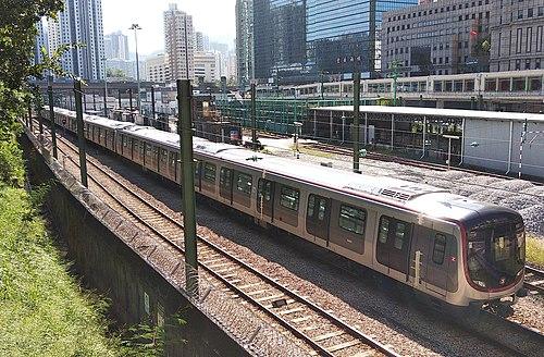 MTR Urban Lines Vision Train in Tsuen Wan Depot.jpg