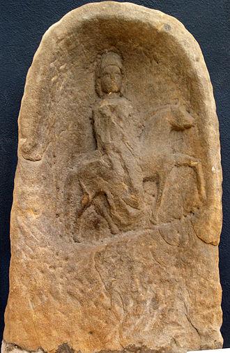 Rhiannon - Rhiannon is often associated with Epona