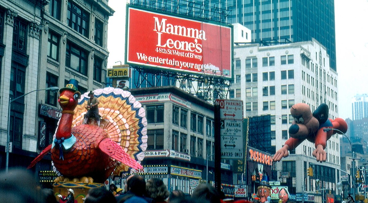 Macy's Thanksgiving Day Parade  1979