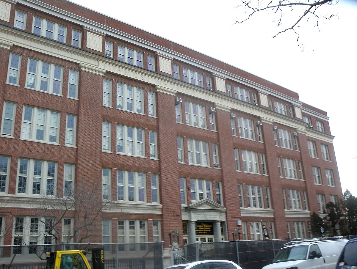 James Madison High School Brooklyn Wikipedia