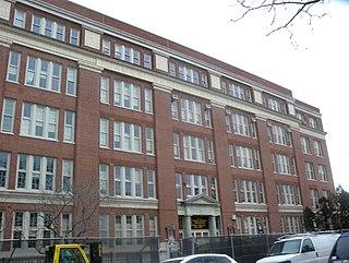 James Madison High School (Brooklyn) public high school in Brooklyn, New York