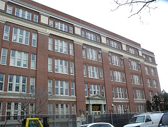James Madison High School (Brooklyn) - Image: Madison High Bklyn jeh