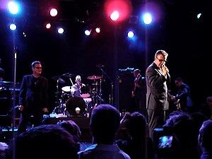 Madness (band) - Madness performing live at Bimbos in 2005