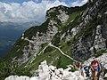Madonna di Campiglio-Cascate alte-Casinei-Brentei-Casinei 6 - panoramio.jpg