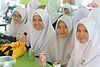 Madrasah Aljunied Al-Islamiah Students Enjoying Snacks.jpg
