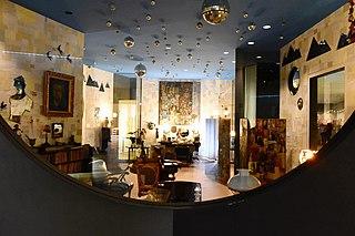Art museum in Madrid, Spain