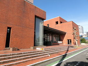 Maebashi City Library.JPG