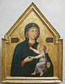 Maestro della santa cecilia, madona col bambino, 1290-95 ca..JPG