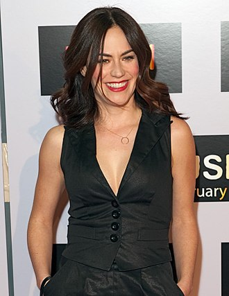 Maggie Siff - Siff at the premiere of Push in January 2009