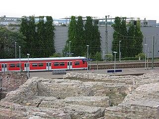 S8 (Rhine-Main S-Bahn) line of the Rhine-Main S-Bahn