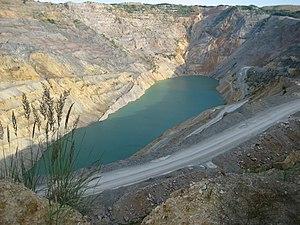 Majdanpek - Image: Majdanpek panoramio