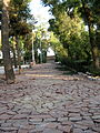Making pavement - south of Mohammad Al Mahruq Mosque - Nishapur 1.JPG