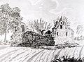 Malinslee Chapel by Rev Williams, 1786.jpg