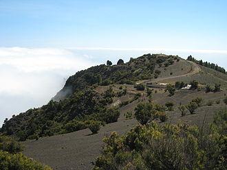 Pico de Malpaso - Image: Malpaso el hierro