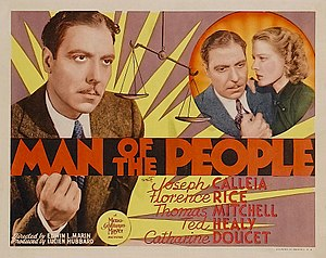 Man of the People (film) - Image: Man of the People LC 1